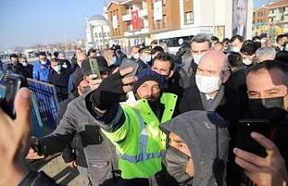 İçişleri Bakanı Süleyman Soylu, 8 bininci deprem...