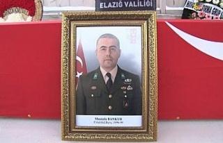 Kalp krizi geçiren Astsubay Başçavuş Bankur, memleketinde...