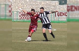2. Lig Kırmızı Grup: Elazığspor: 1 - Etimesgut...