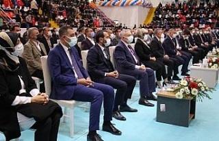 AK Parti Elazığ Gençlik Kolları 6. Olağan İl...