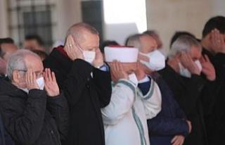Cumhurbaşkanı Erdoğan, Hafız Abdullah Nazırlı'nın...