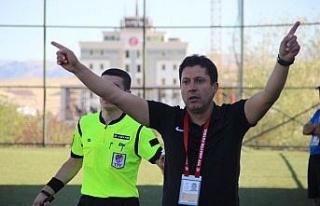 Elazığ Karakoçan FK'de takımın başına Ender...