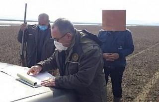 Elazığ'da kaçak gümeler imha edildi, avlanan...
