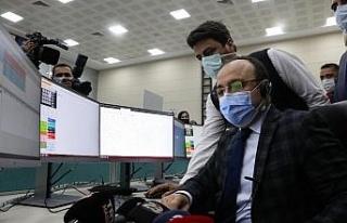 """Elazığ'da yeni nesil """"112 Acil Çağrı Merkezi""""..."""