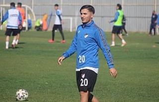Elazığspor, Cengizhan Akgün'le sözleşmesini...