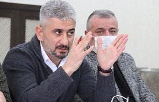 Elazığspor'da Teknik Direktör Tekoğlu istifa...