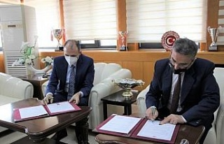 FÜ ile Orman Bölge Müdürlüğü arasında iki...