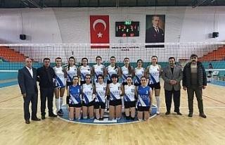Voleybol 2. Lig: Elazığ Belediyesi Voleybol: 3 -...