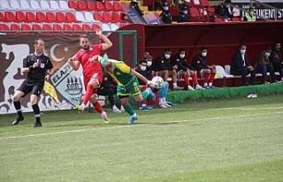 3. Lig: Elazığ Karakoçan: 0 - Esenler Erokspor:...