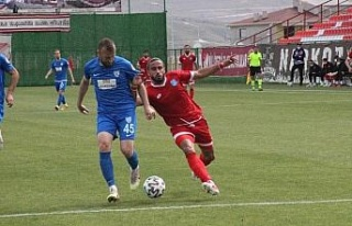 3. Lig: Elazığ Karakoçan: 1 - Erbaaspor: 0