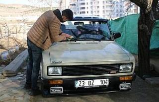 Bu araç 27 yaşında sadece 50 bin kilometre yol...