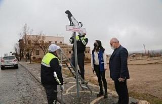 Elazığ'da sokak hayvanlarını korumak için uyarı...