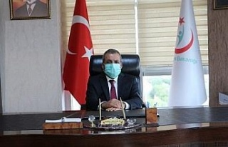 """İl Sağlık Müdürü Polat,""""Sırası gelenin..."""