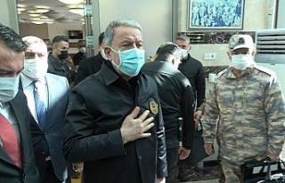 """Milli Savunma Bakanı Akar: """"Yaralıların durumu..."""