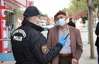 """Pandemi ile mücadelede yeni tedbir sokakta """"HES""""..."""