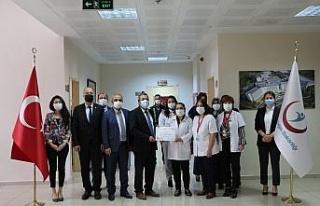 """İl Sağlık Müdürü Polat:""""Dünya da her 6..."""