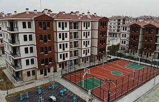 Yarım asırlık evlerden yeni konutlara Elazığ'da...