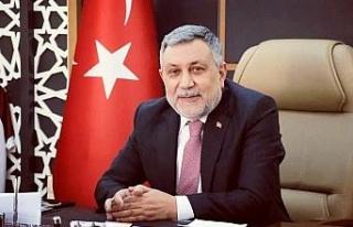 "AK Parti Elazığ İl Başkanı Yıldırım:""Bayrama..."