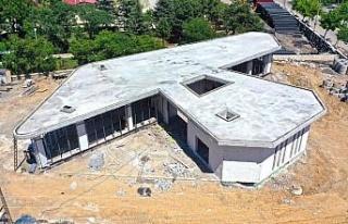 """Elazığ'a """"Yeni Nesil Dijital Kütüphane"""""""