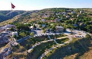 Elazığ'ın turizme açılan kapısı Harput'a...