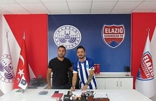 Elazığ Karakoçan FK, Ekrem Sütçü'yü renklerine...