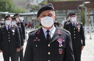 Elazığ'da Jandarma Teşkilatının 182. kuruluş...