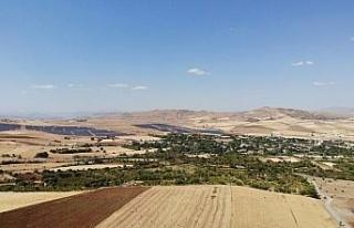Elazığ'da köylüler 11 bin dönüm alanın tekrar...