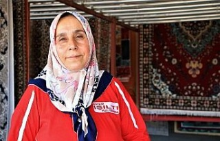 Ev hanımı 30 kişiye istihdam sağladı