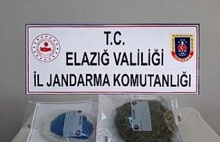 Elazığ'da araca zulalanmış vaziyette 1 buçuk...