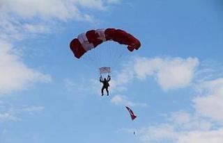 Elazığ'da SkyFest etkinliği renkli görüntüler...