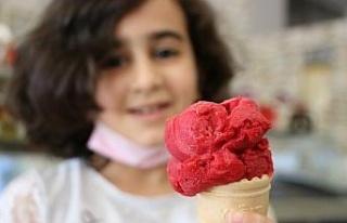 Elazığ'ın patent yolundaki lezzeti: Vişne dondurmasının...
