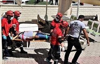 Elazığ Ruh Sağlığı Hastanesindeki deprem ve...