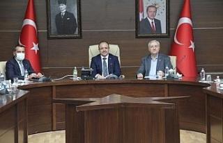 Elazığ Valisi Yırık: ''Devletimiz her daim...