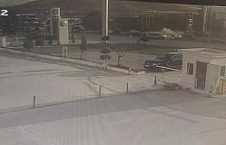 Elazığ'da 5 kişinin yaralandığı kaza güvenlik...