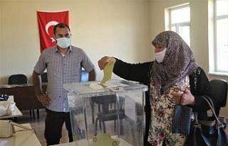 Elazığ'da bir köy mahalle olmak için referanduma...