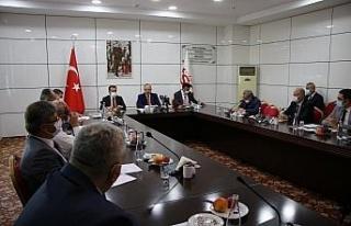 Elazığ'da Kamu-Üniversite-Sanayi İşbirliği...