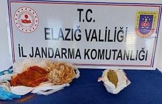Elazığ'da uyuşturucu operasyonu: 5 gözaltı