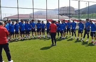 Elazığspor'da hazırlıklar başlıyor