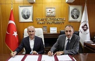 FÜ ile İl Özel İdaresi arasında protokol imzalandı