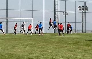 Hazırlık Maçı: 24 Erzincanspor: 1 - Elazığspor:...