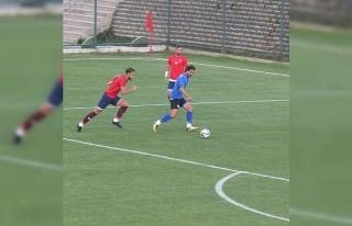 Hazırlık Maçı: Elazığ Karakoçan: 1 - Ofspor:...