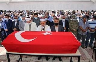 Uçak kazasında hayatını kaybeden Mirzaoğlu Elazığ'da...