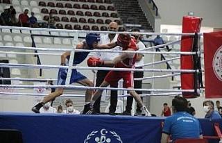 Ahmet Uygur Türkiye Ferdi Boks Şampiyonası sona...