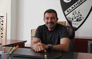 """Cafer Aydın: """"Ben son güne kadar Elazığspor'u..."""