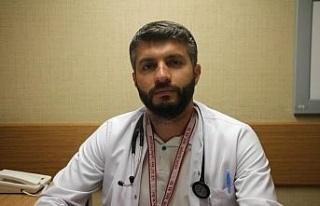 """""""Çinko Covid-19 hastalık süresini ve ağır hastalığa..."""