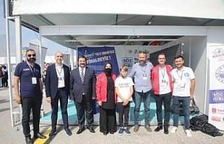 Elazığ Belediyesi'ne TEKNOFEST'ten 2 ödül