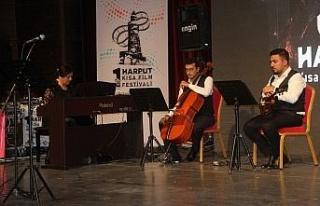 Elazığ'da 1'inci Harput Kısa Film Festivali...