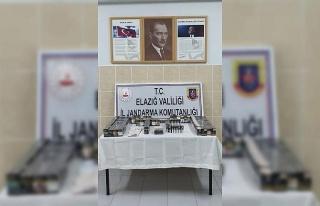 Elazığ'da 7 bin 500 TL'lik hırsızlık yapan...