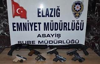 Elazığ'da asayiş ve şok uygulamaları: 81 kişi...