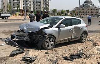 Elazığ'da geçen ay meydana gelen trafik kazalarında...